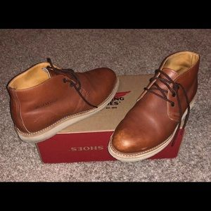 Red Wing Shoes- Weekender Chukka
